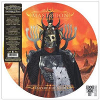 Mastodon - Emperor Of Sand Picture Disc RSD 2018 LIMITED EDITION